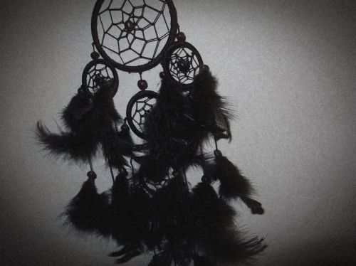 art-bampw-black-and-white-dream-catcher-Favim.com-401490
